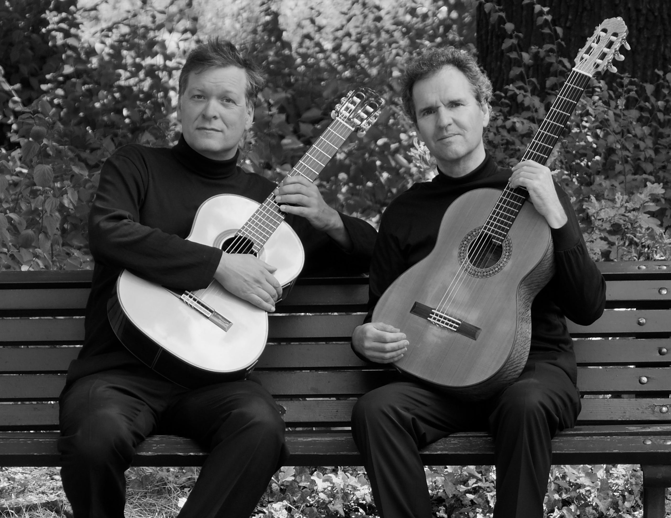 Martin Zeller - Michael Kornmacher - Gitarrenmusik  für Trauerfeiern in und um  Berlin